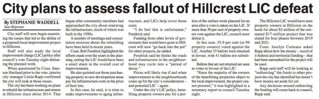 hillcrest whse star may 26